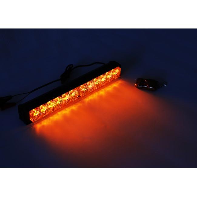 Lumini avertizare rutiera cu telecomanda fara fir