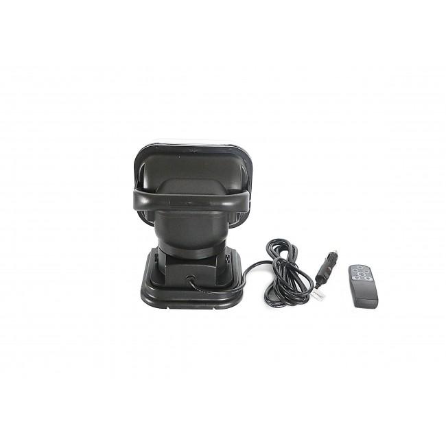 Proiector auto cu led si telecomanda  wireless 30w