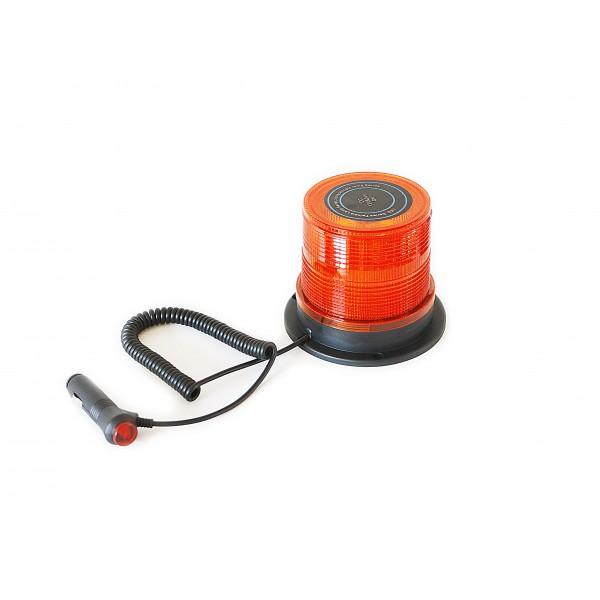 Girofar auto cu led SMD 30w si prindere magnetica