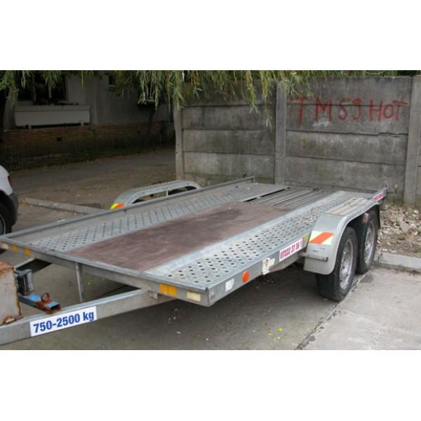 Inchiriez platforma auto 2500kg