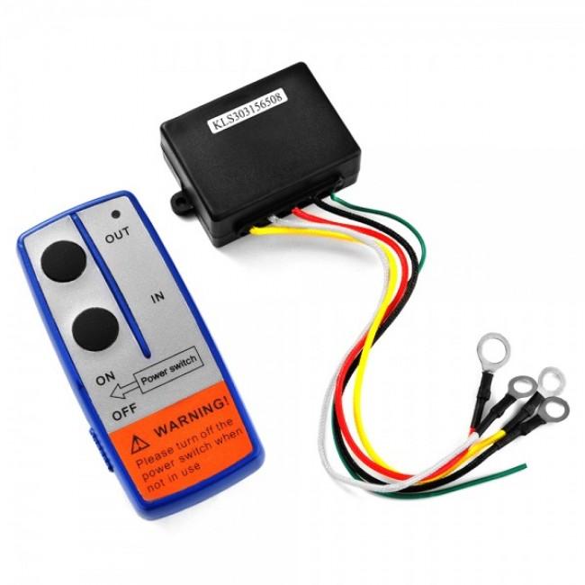 Telecomandă troliu Wireless 12 sau 24v