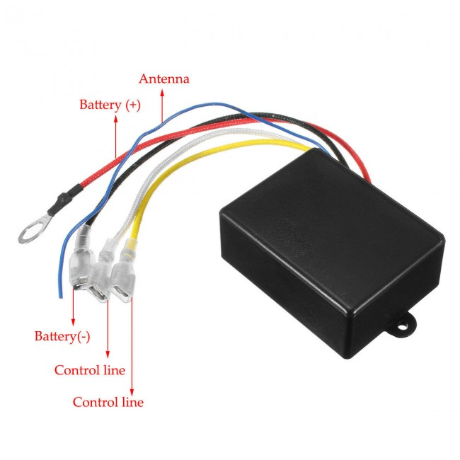 Telecomanda wireless 2 module