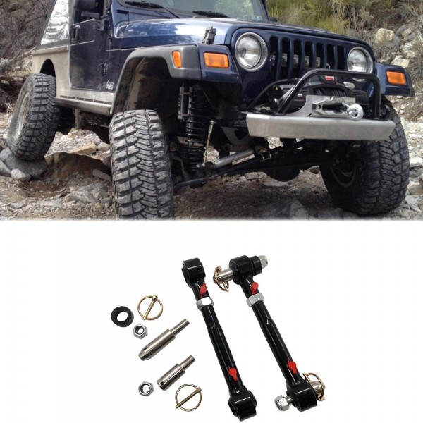 Deconectari rapide bara stabilizatoare Jeep Wrangler Jk