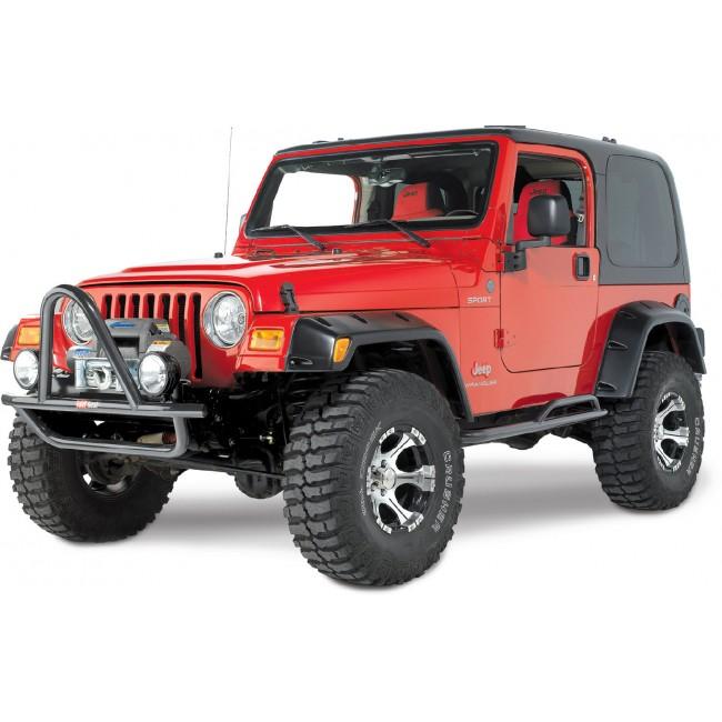 Overfendere Jeep Wrangler  TJ 1997-2006