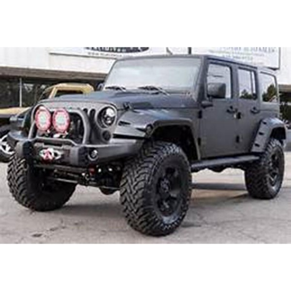 Overfendere Jeep Wrangler JK 2007-2017