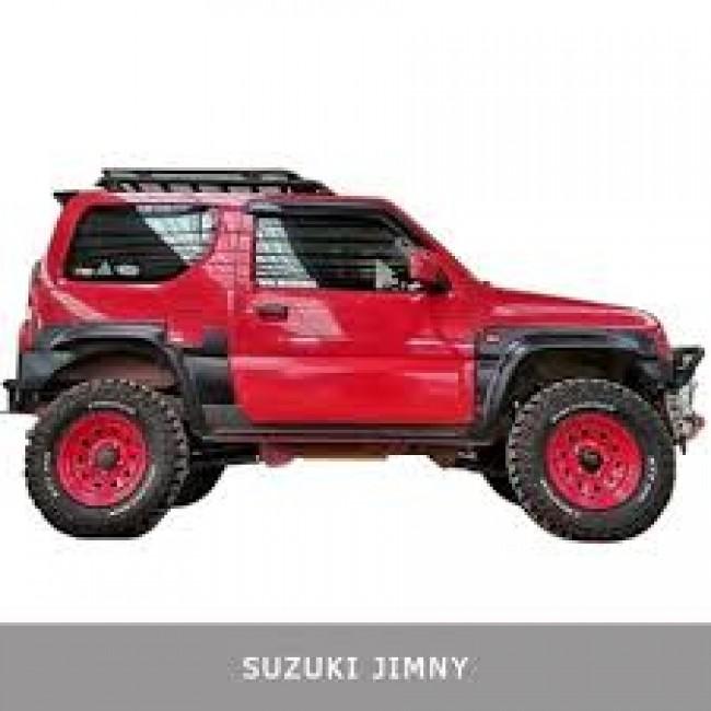 Overfendere aparatori de noroi Suzuki Jimny 10/1998+