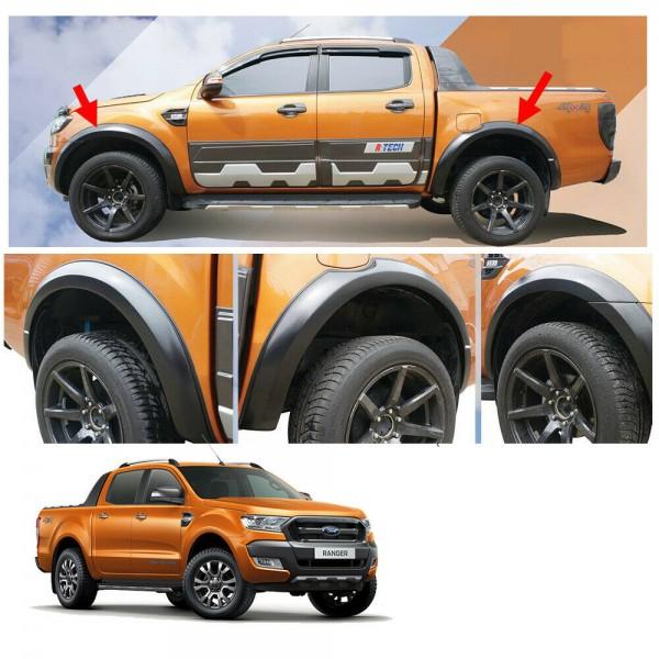 Overfendere Ford Ranger T7 20015-2020