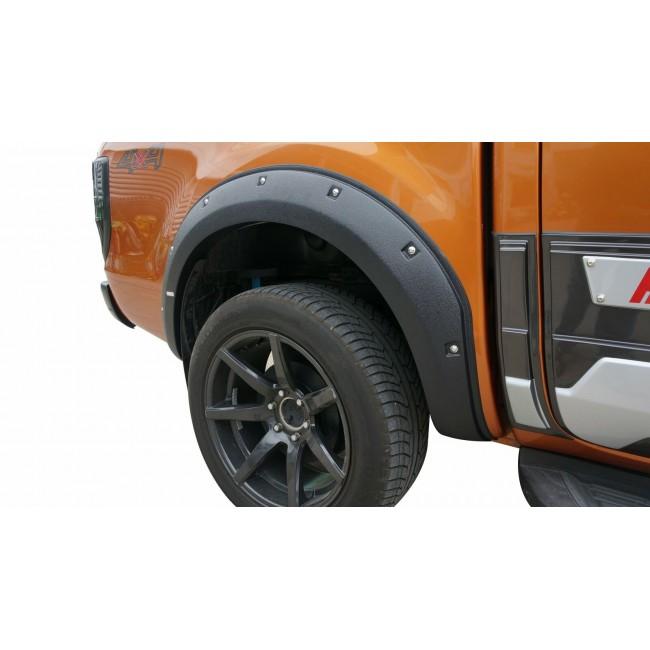 Overfendere Ford Ranger T7 2015-2020