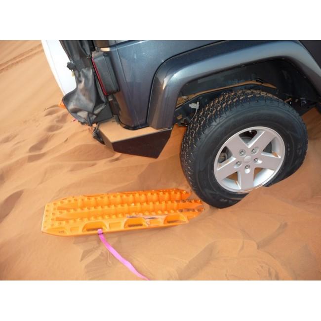 Traverse recuperare din plastic pentru noroi zapada si nisip