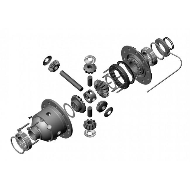 Diferential blocabil fata (Blocant) Airlocker Nissan RD136