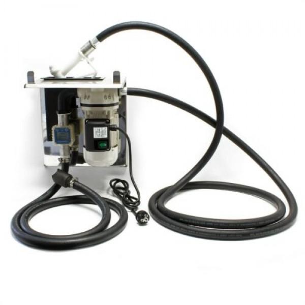 Pompa transfer Adblue 220v/40L/Min cu contor K24 digital