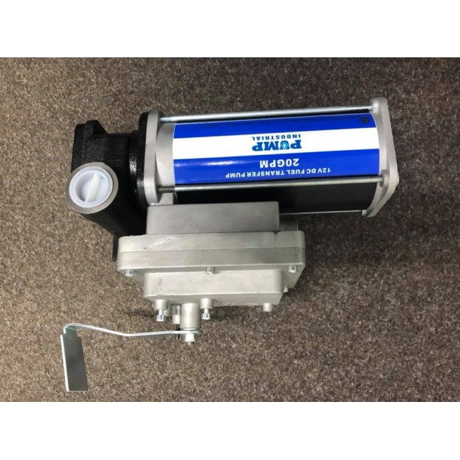 Pompa transfer benzina 20GMP/12V
