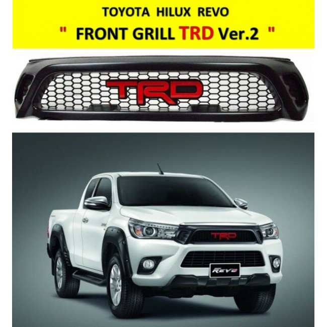 Masca grila fata Toyota Hilux Revo 2015-2017