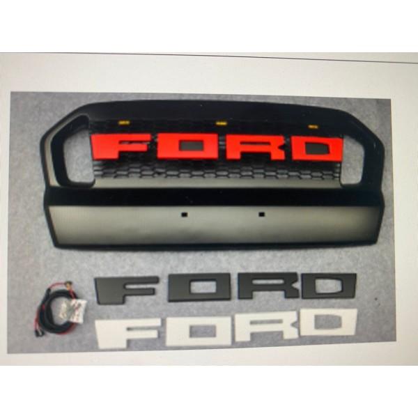 Masca fata cu led Ford Ranger 2015 +
