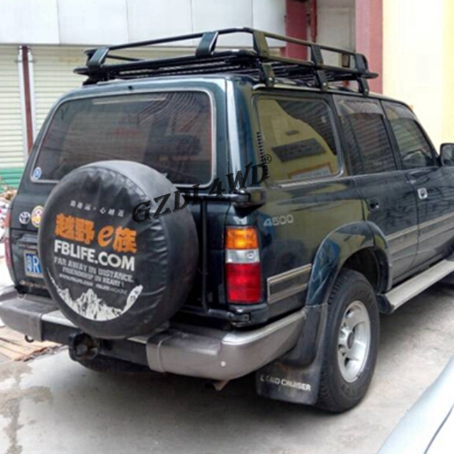 Portbagaj auto universal  Roof Rack off-road 180X125cm Toyota Nissan Y60/61 Jeep  Mitsubishi