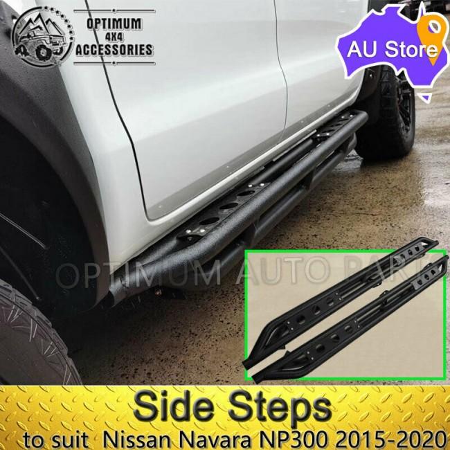 Praguri laterale offroad Nissan Navara NP300