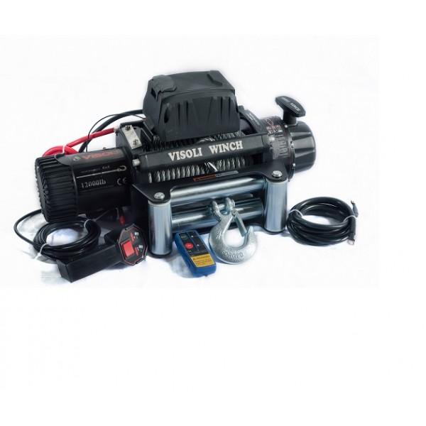 Troliu auto electric 12000lbs /5450kg serie HP VISOLI