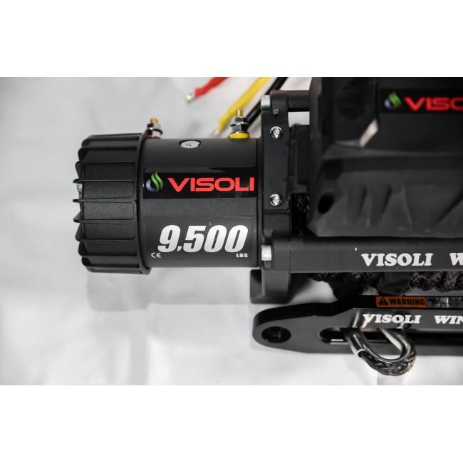 Troliu auto electric VIsoli  9500lbs /4315kg serie HP.S